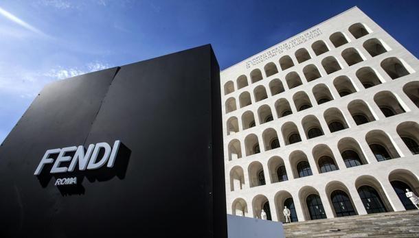 Fendi Moves To New Rome Headquarters