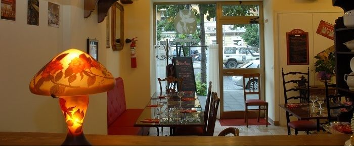 La Renardière French Restaurant In Rome Wanted In Rome