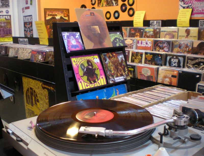 Top 10 vinyl record shops in Rome - Wanted in Rome