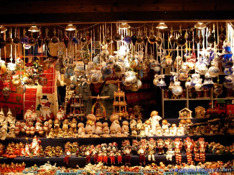 Rome's Christmas markets - Wanted in Rome