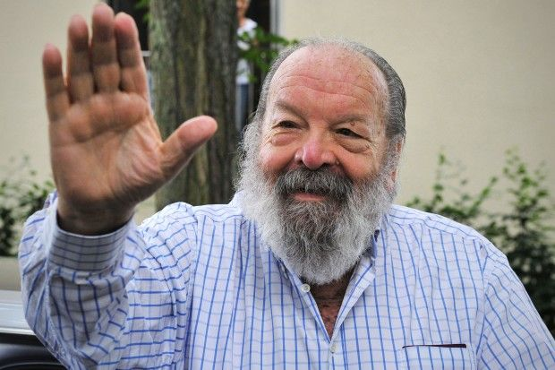 Bud Spencer Dies In Rome Wanted In Rome