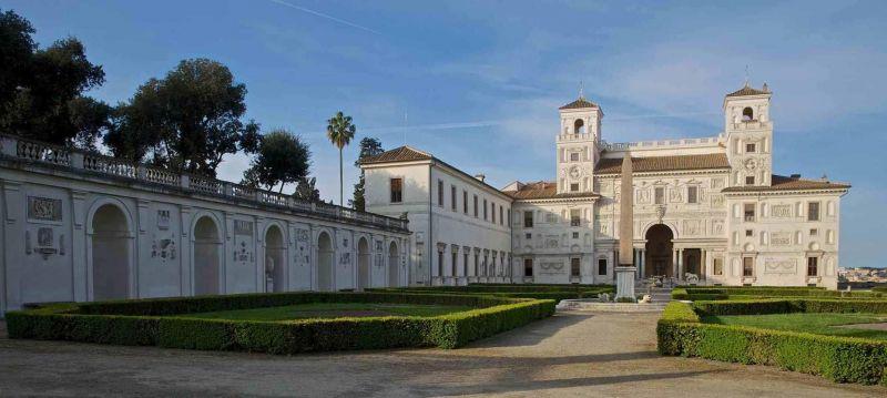 Porte aperte at villa medici wanted in rome - Villa medicis rome chambres ...