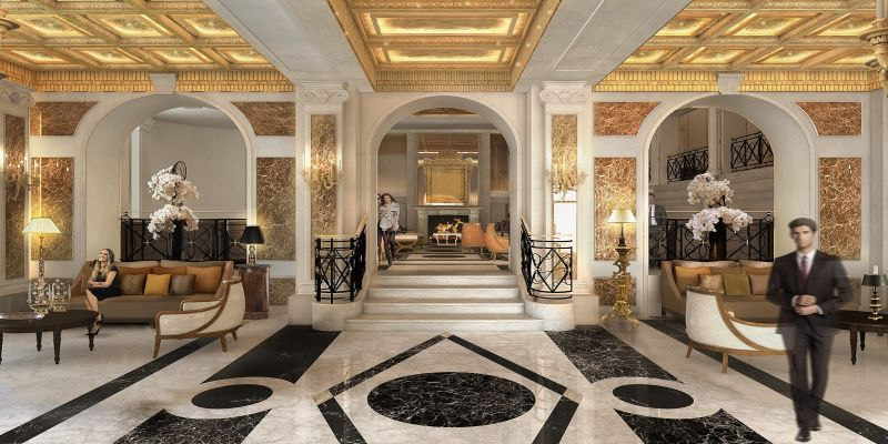 Rome S Hotel Eden Voted Best Hotel In Europe Wanted In Rome
