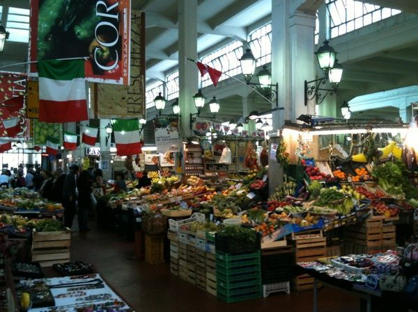 Top 10 food markets in Rome - Wanted in Rome