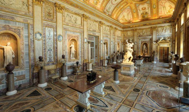 Dipinti Villa Borghese
