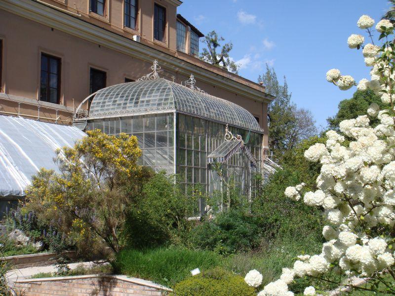 giardino botanico roma