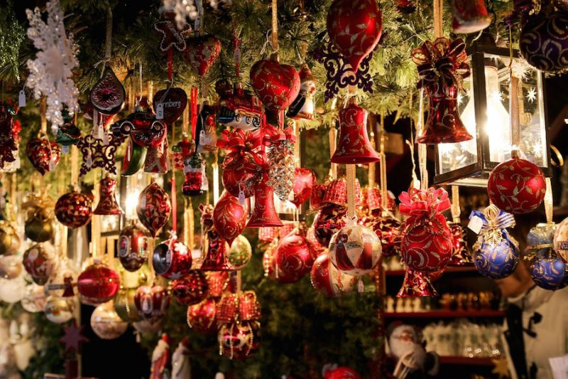 White House 2017 Christmas Decorations >> Christmas markets in Rome - Wanted in Rome