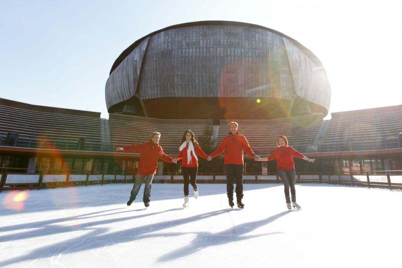 Sale Parco Della Musica Roma : La cavea foto di auditorium parco della musica roma tripadvisor
