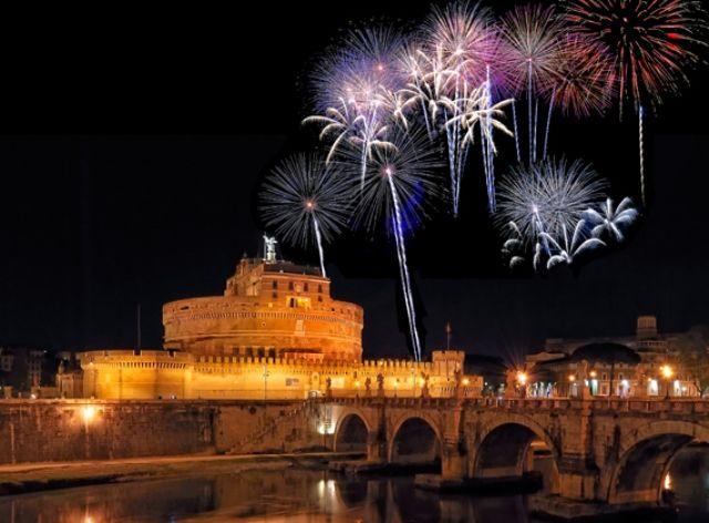 New Year's Eve and New Year's Day in Rome - ROME AND ITALY ...