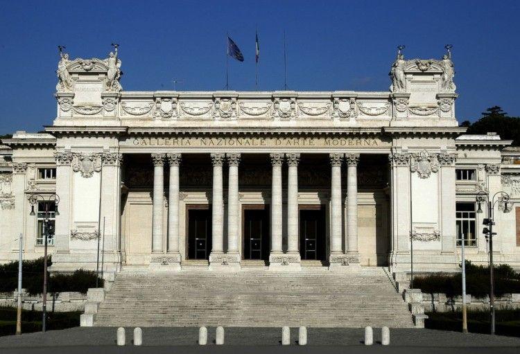 National Gallery Of Modern Art In Rome Scorribanda Wanted