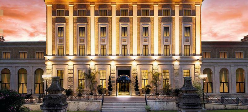 Hotel San Peter Roma Via Aurelia