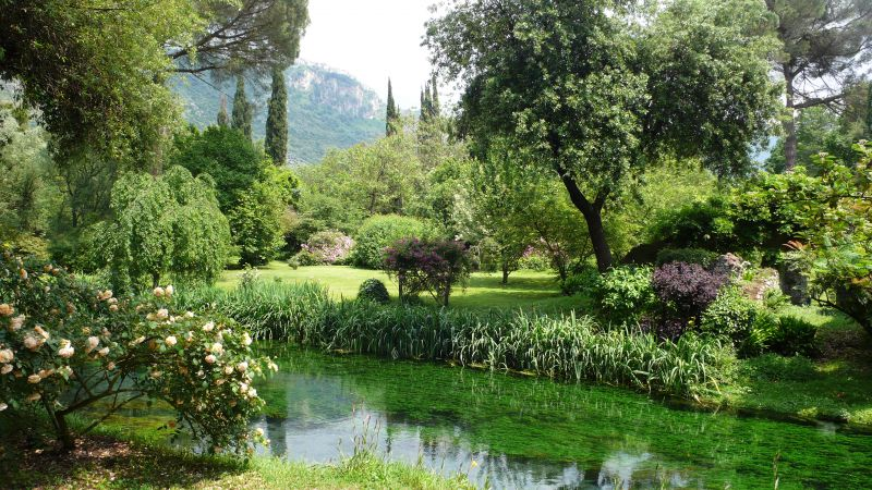 The Garden of Ninfa - Wanted in Rome
