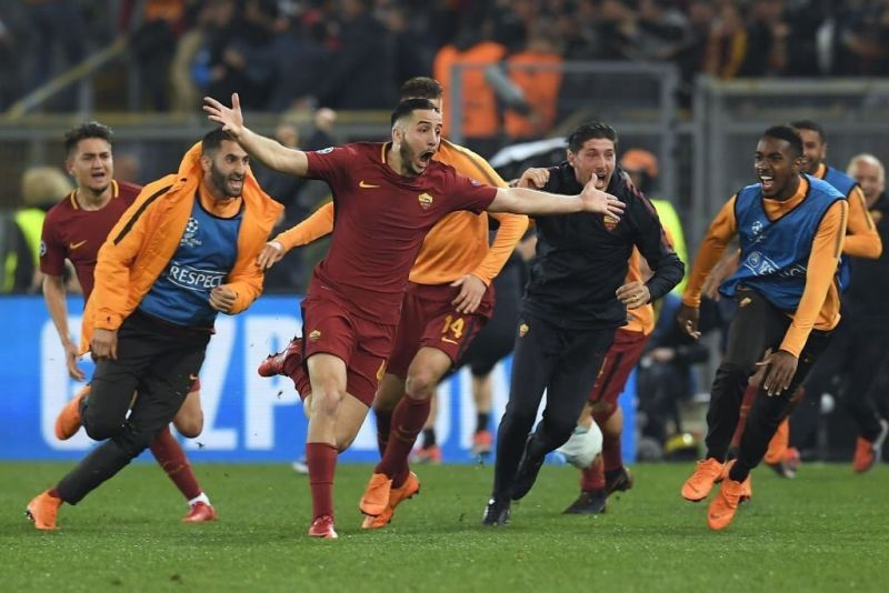 Roma shock Barcelona to join list of greatest Champions League comebacks