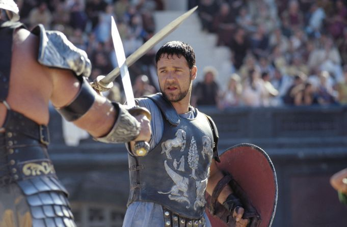 gladiator with live orchestra at rome s circus maximus