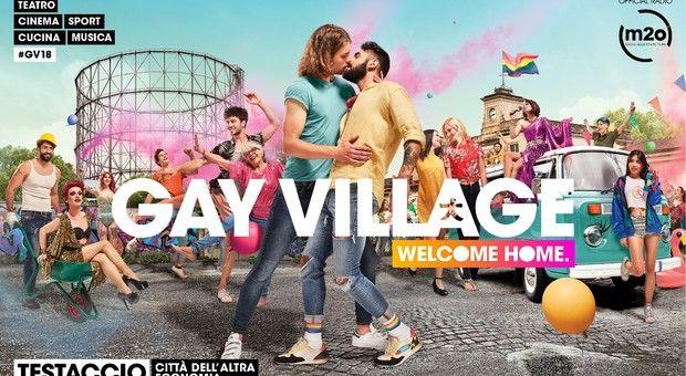 Gay village rome
