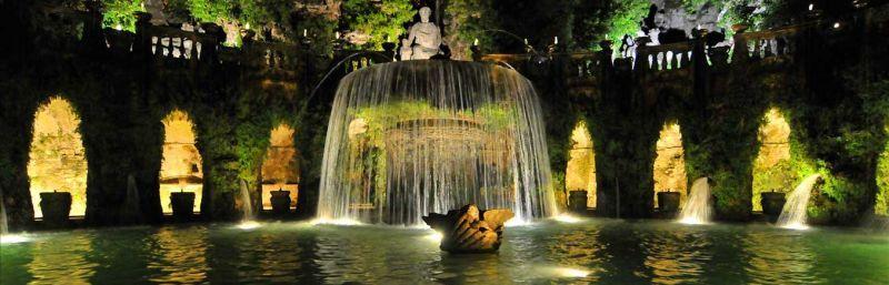 Villa D Este Piazza Trento   Tivoli Rm Italy
