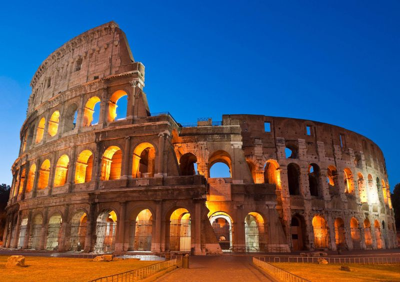 Colosseum Visitors Up To 74 Million In 2018 Wanted In Rome