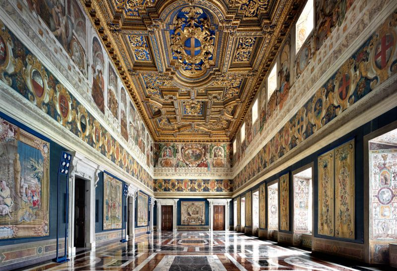 Visiting Italy's Quirinal Palace in Rome - Wanted in Rome