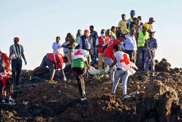 Image result for ethiopia airline bereaved families