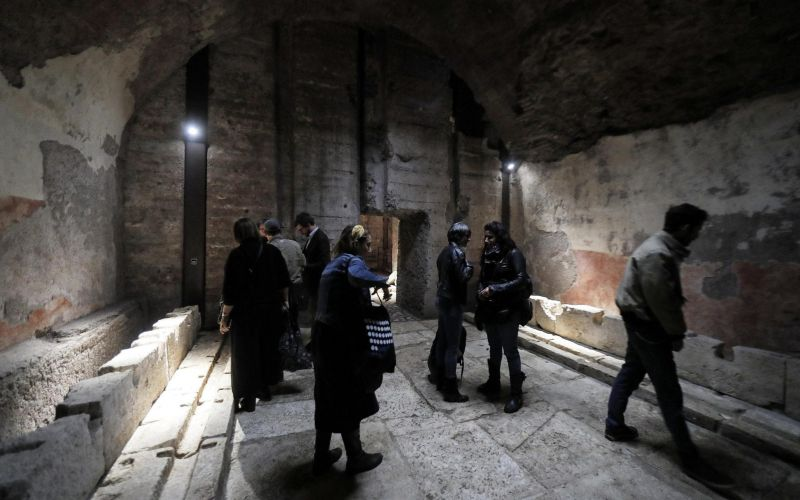 Nero's first palace opens to the public in Rome - Wanted in Rome