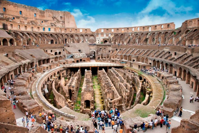 Free Open Days At Colosseum In Rome