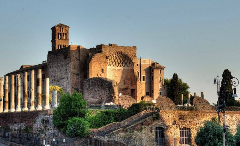 60ee773c6d7253 Fendi to restore Temple of Venus and Rome - Wanted in Rome