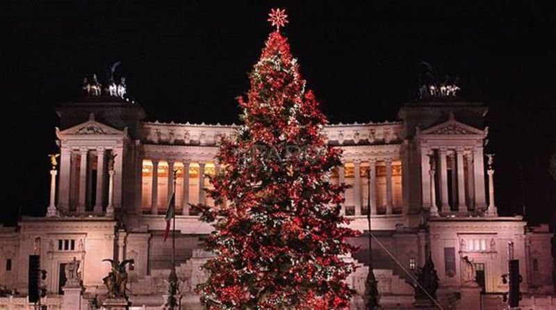 Rome Christmas Events 2020 Netflix to sponsor Rome Christmas tree again   Wanted in Rome