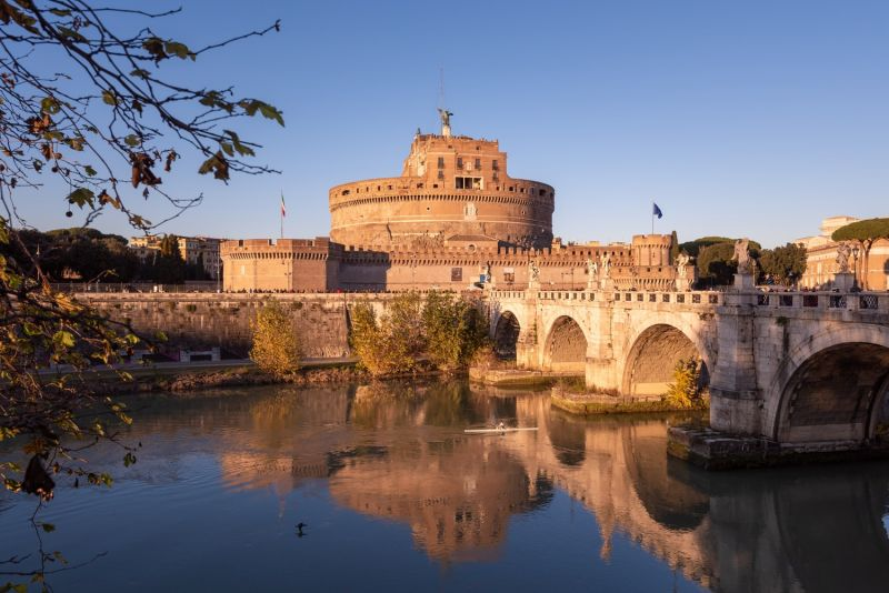 Visiting Castel Sant'Angelo, Rome's Castle - Wanted in Rome