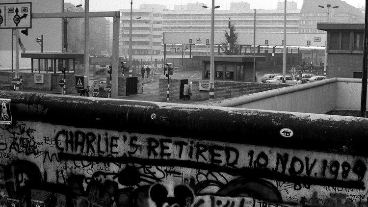 The Berlin Wall Fell 30 Years Ago