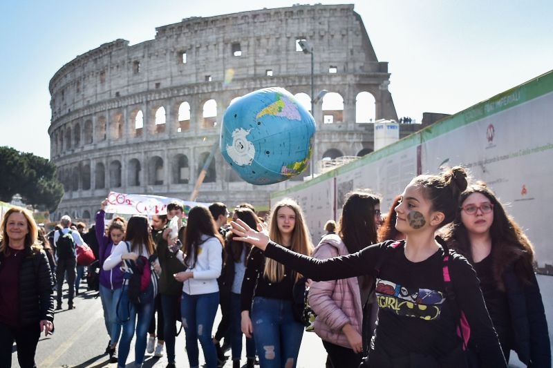 Italy injects environment into curriculum