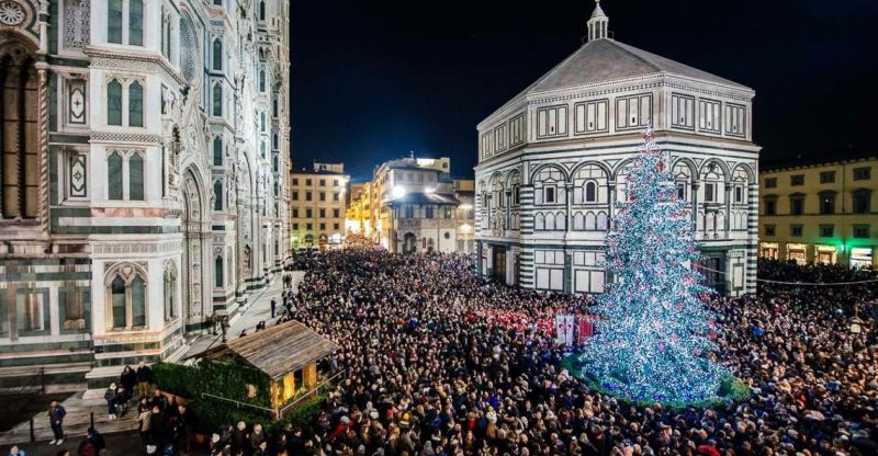 Image result for christmas in florence italy 2019