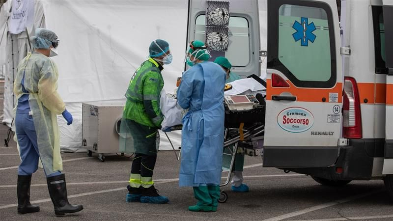 Italy Coronavirus Deaths rise by 756, Lifting Total Death Toll to 10,779