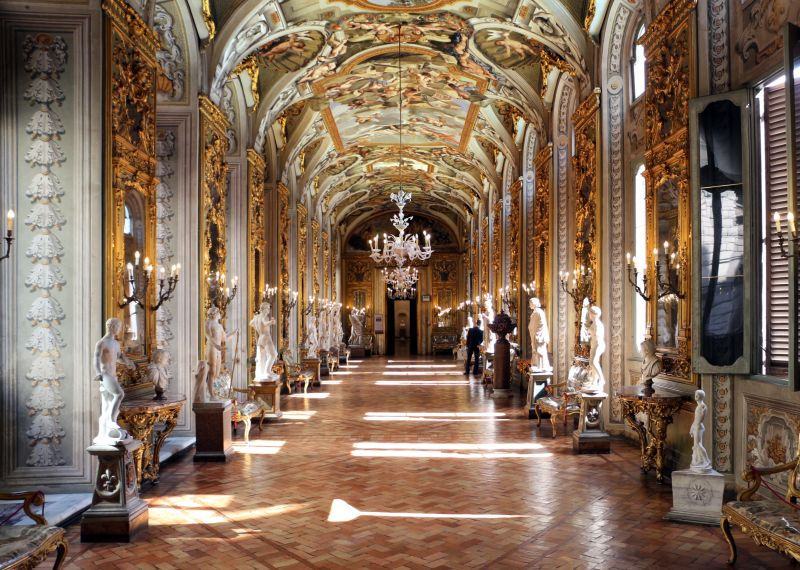 Rome: Doria Pamphilj Gallery reopens after lockdown