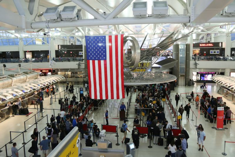 Travelers from United States Officially Barred from Entering European Union