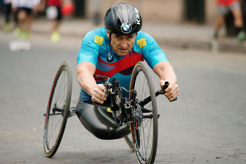 'Never give up': Italy hopes for Alex Zanardi recovery