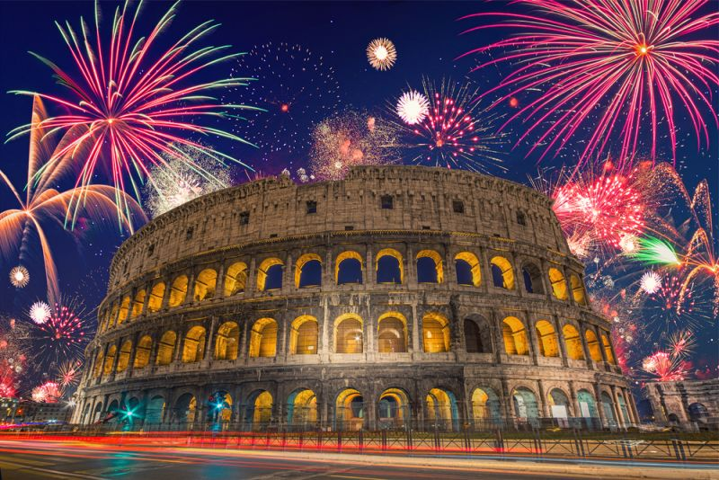 Rome Christmas Events 2021