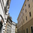 In the heart of the historic center,  close to Piazza Navona