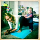 Pregnancy Yoga and Mama & Baby Yoga