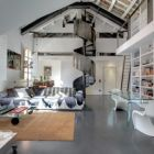 COLOSSEUM-  SUPER MODERN TOP FLOOR LOFT
