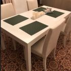 Table and 4 Chairs (Bjursta & Henriksdal IKEA)
