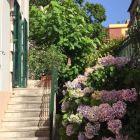 Elegant, fully renovated 3-bedroom with private garden in Parioli