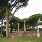 "Ostia Antica+lunch at the ""Borghetto"""