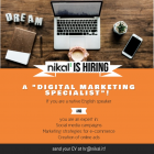 Digital Marketing Specialist in Frascati