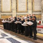 English choir vacancies