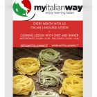 L'Italiano in Cucina with My Italian Way - Learn how to speak and cook Italian with us!
