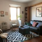 Trastevere - Piazza San Cosimato - 2 bedroom lovely remodeled flat
