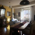 3-bedroom furnished flat Trastevere