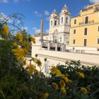Spanish Steps 1-bedroom flat with SPECTACULAR TERRACE!!