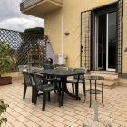 4-bedroom flat with LARGE TERRACE