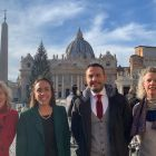Come and join our small and vibrant team at the Australian Embassy to the Holy See!